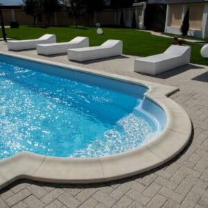 Roma 30 - Borduri pentru piscina