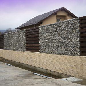 Split Face Piatra Decorativa - Garduri