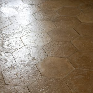 Dale de pavaj - Jerusalem Stone